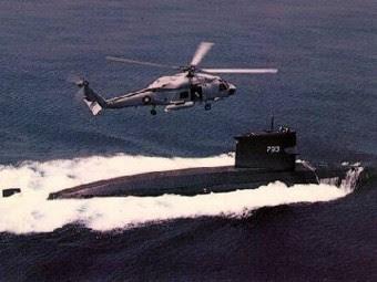 """ДЭПЛ типа """"Хай Лун"""" ВМС Тайваня. Фото с сайта globalsecurity.org"""