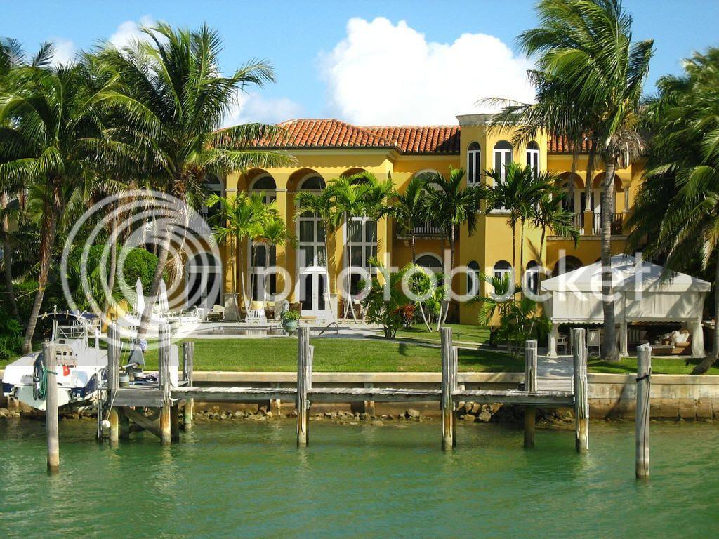 Luxury Mansions, Villas & Condo Rentals Miami Beach