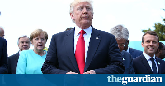Donald Trump's embarrassing gaffes deliver a potent political good: distraction | Francine Prose | Opinion | The Guardian