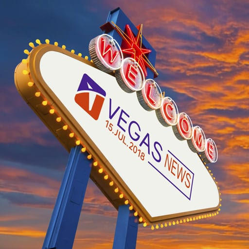 Vegas News | Robots, Sports Books and Name Changes
