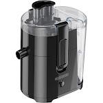 Black & Decker 400 W Rapid Juice Extractor, Black (JE2400BD)
