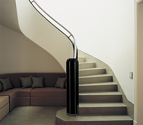 Dise o de escaleras 29 tecno haus - Escaleras de diseno ...