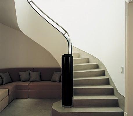 Dise o de escaleras 29 tecno haus - Escaleras diseno interior ...