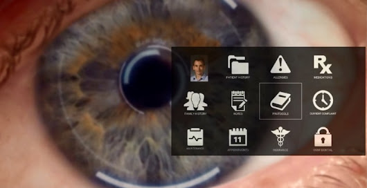 Eyefluence raises $14M for eye-popping eye-tracking technology for VR