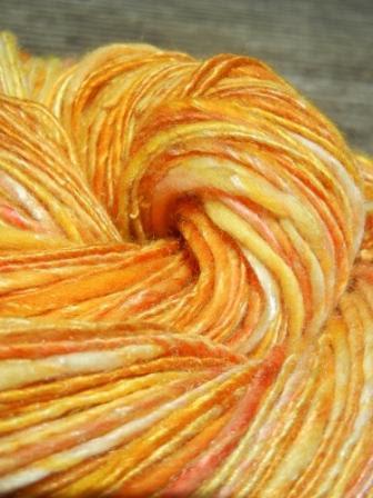 Merino-Seide-orangenah
