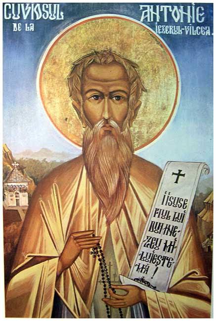 ST. ANTHONY of Iezerul-Vilcea Skete