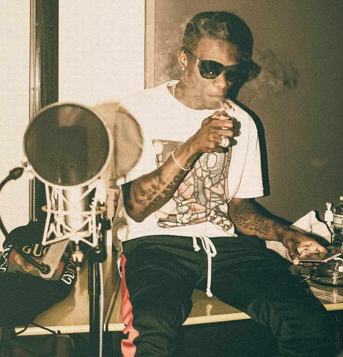 5 Nigerian Artistes Who Are Confirmed Weed Smokers (No. 3 Cannot Do Without It Daily)
