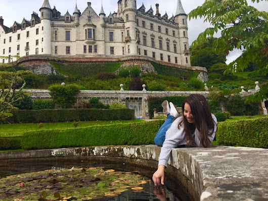 Beautiful Dunrobin Castle