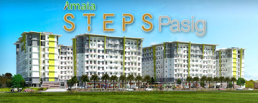 Amaia Steps Pasig - Condo For Sale in Pasig
