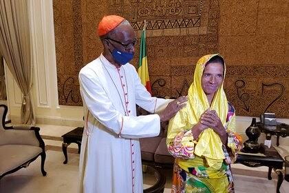 Монахиня провела четыре года в плену у радикалов в Мали
