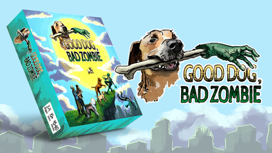 Pre-order Good Dog, Bad Zombie: A Cooperative Board Game on BackerKit