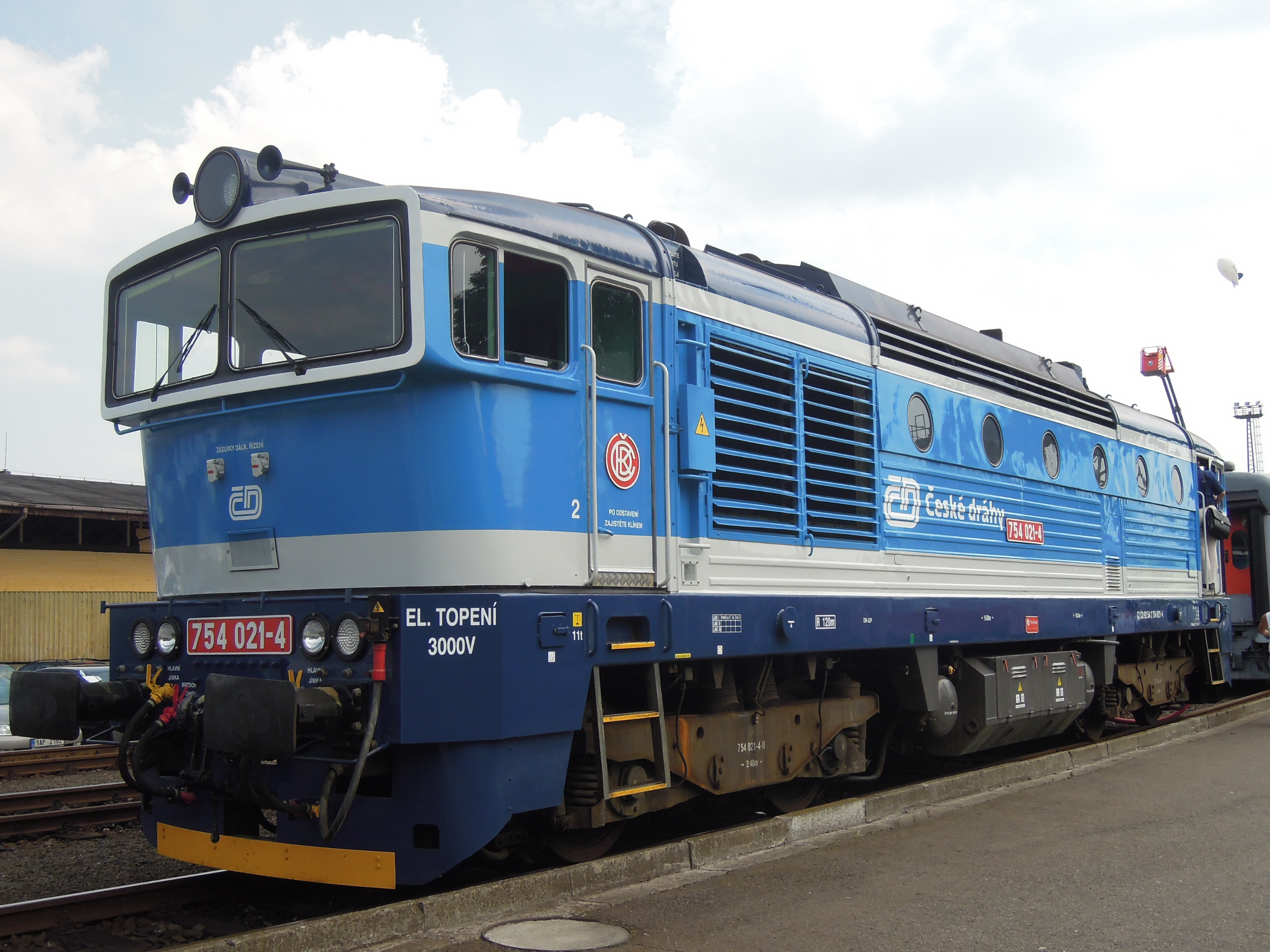 Czech Raildays 2012, ČD 754, 754 021-4 (02).jpg
