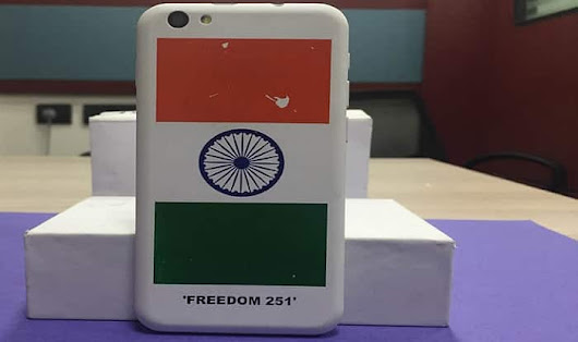 Freedom 251 buy online: Sale begins, how to order Rs 251 smartphone through Freedom251.com?