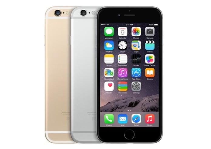 iPhone 6 traz tela de 4,7 polegadas e NFC (Foto: Divulgação/Apple)