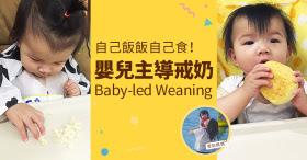 《自己飯飯自己食!嬰兒主導戒奶Baby-led Weaning》by 雪梨媽媽