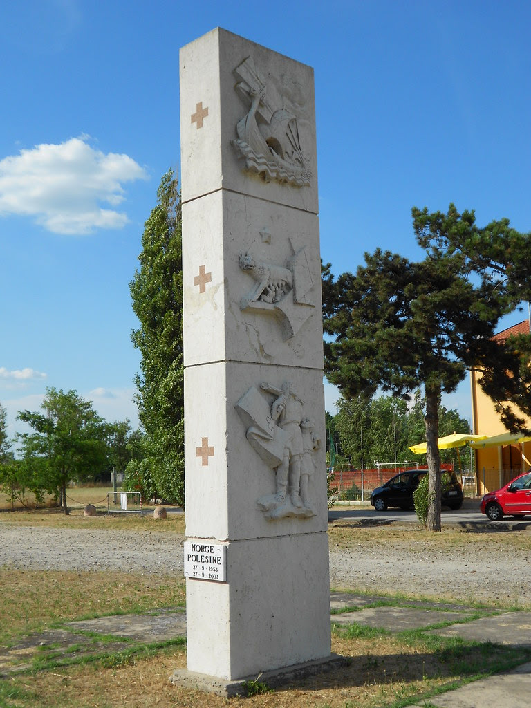 villaggio Norge, Rosolina - Virgilio Milani