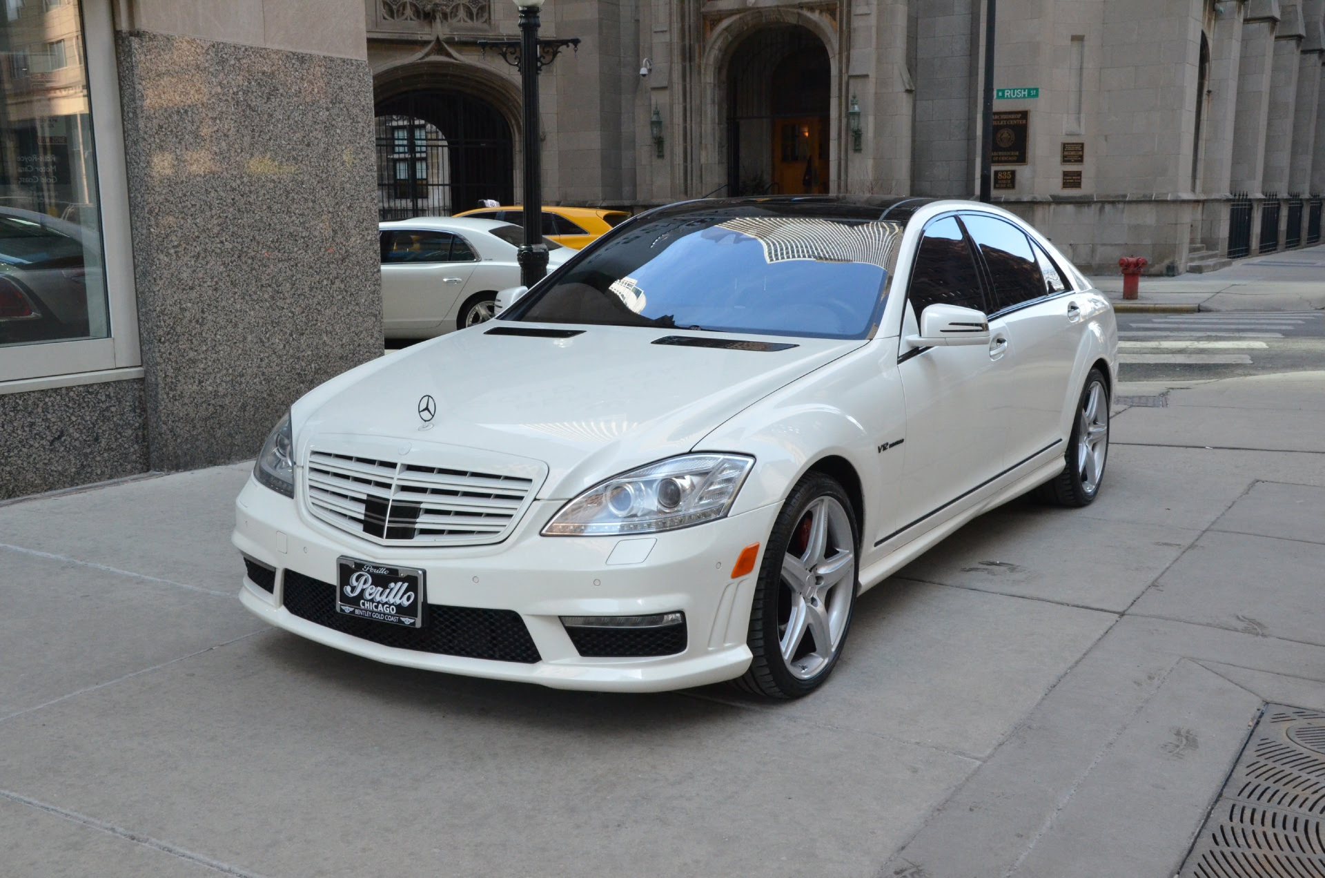 2010 Mercedes-Benz S-Class S65 AMG | Used Bentley | Used ...