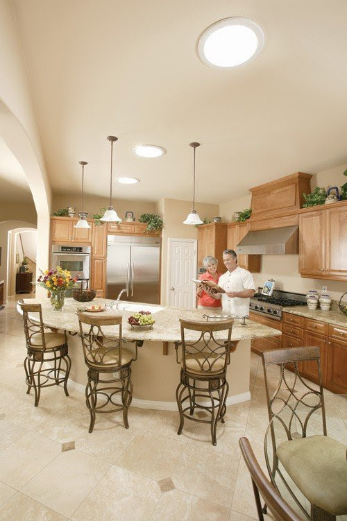 How Solatube Can Enhance Your Home | Skylights | LED Lighting