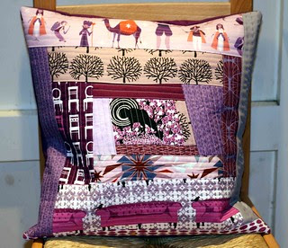 A cushion for S.