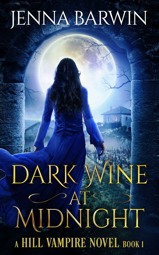 Dark Wine at Midnight – A Book to Keep You Up All Night