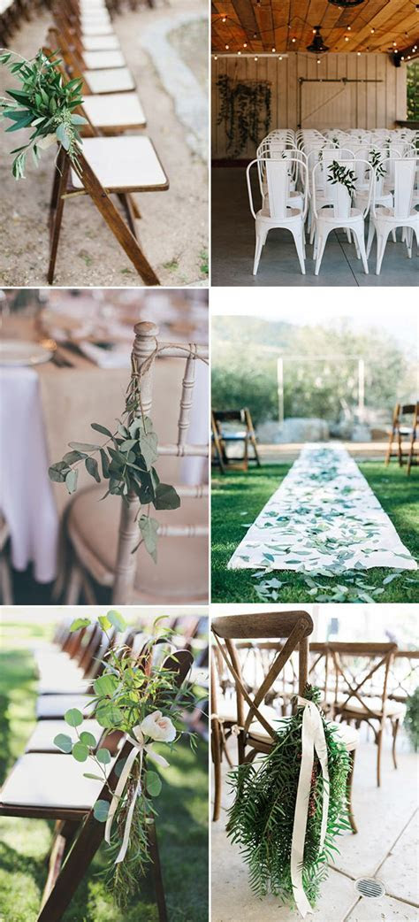 Simple & Chic Organic Minimalist Weddings Ideas for Non
