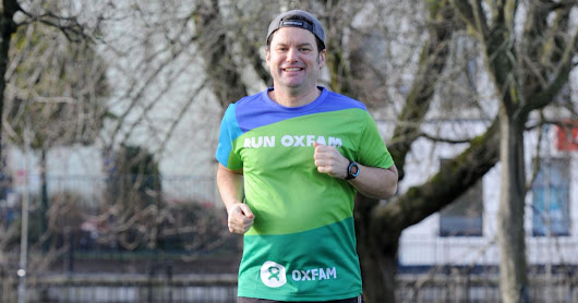 Dedicated Paisley runner to take on gruelling road races for Oxfam