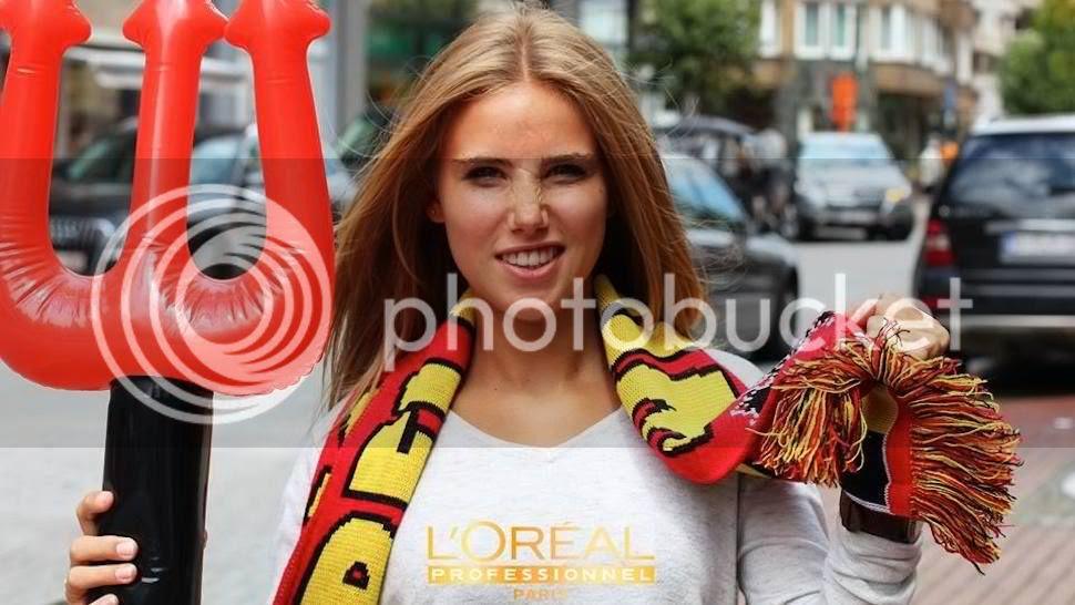 World Cup Fan Became L'Oreal Model photo belgium-world-cup-fan-model-2_zps88861135.jpg