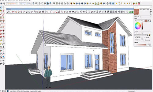 SketchUp Basics | 3D Designs | SketchUp Practices