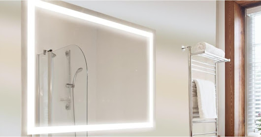 These 5 Light-Up Mirrors Will Make Your Bathroom Feel Like New