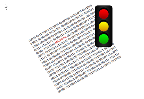 Why Antivirus is like a green traffic light