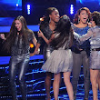 "Fifth Harmony and Demi Lovato Sing ""Give Your Heart A Break"" On The X Factor 12/19/12 (Video) 