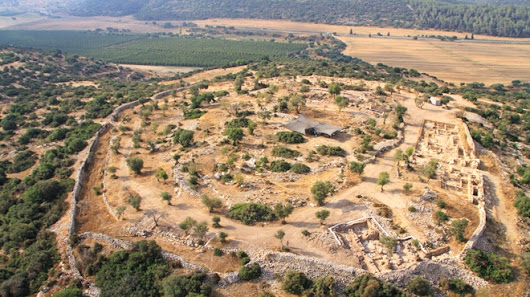 Archaeologists say they uncovered King David's Palace
