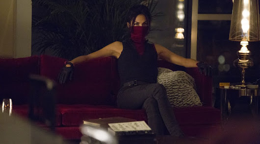 How Elektra's role in Daredevil changed from the comic books