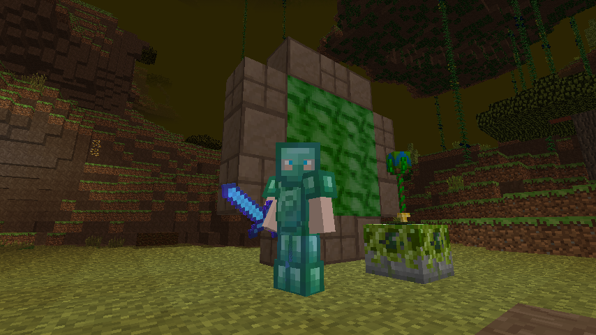 Minecraft Amber Ore - Muat Turun 4