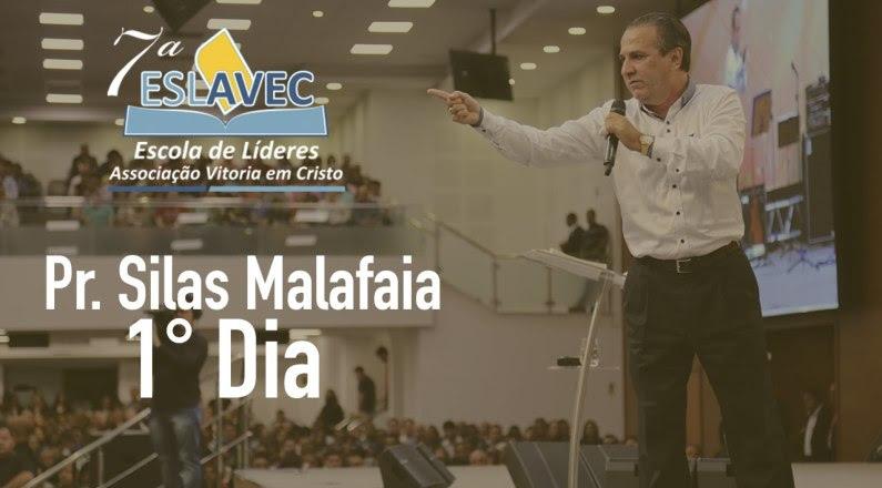 Pastor Silas Malafaia - Dá Instrução ao Sábio (7° ESLAVEC)