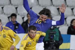 Хачериди считает Швецию опасным соперником, а Ибрагимовича - одним из сильнейших в мире
