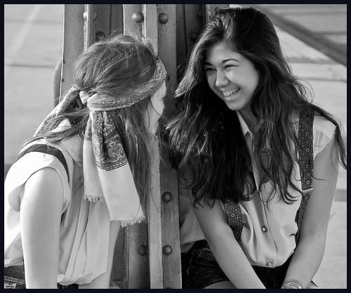 young girls by hans van egdom