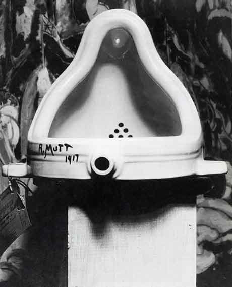 The surprising truth about Duchamp's urinal
