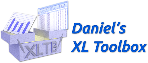 Daniel's XL Toolbox - Data analysis and visualization