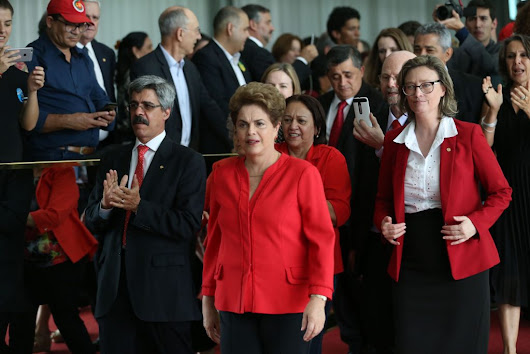 Impeached Rousseff Still Able to Hold Political Office in Brazil | The Rio Times | Brazil News