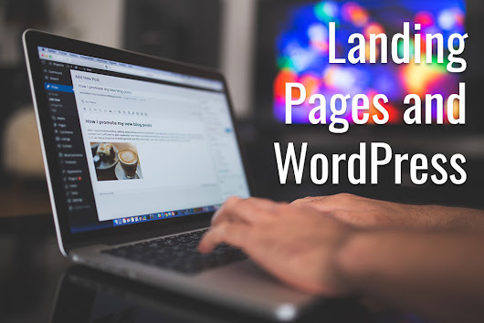 When to Use Landing Page Software on a WordPress Site