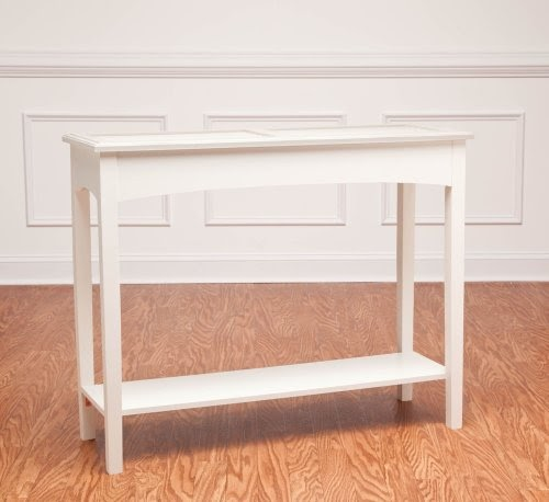 Ashley Furniture 14 Piece Sale: Ashley Furniture: Cape Craftsman Shutter Hall Table With