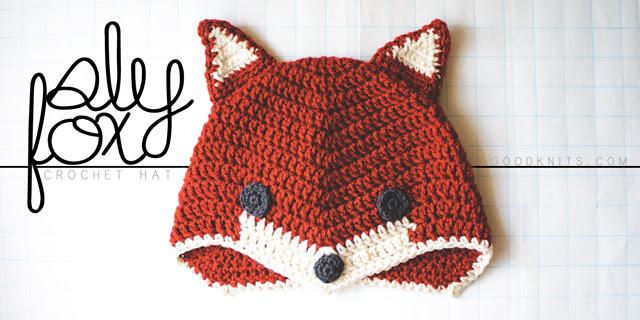 Tejer un sombrero de zorro