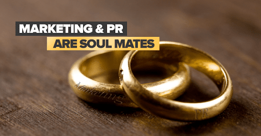 Start With Content: The Holy Matrimony of PR & Marketing