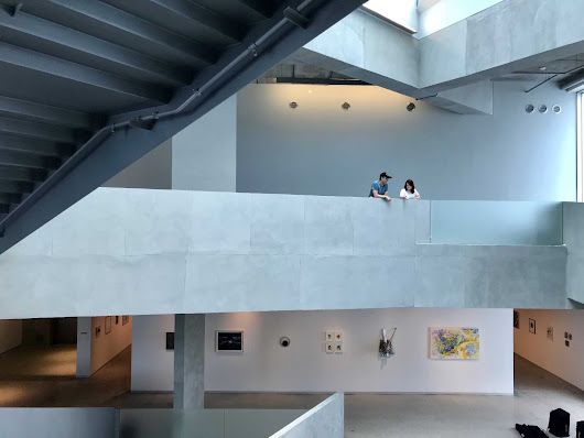 Glassell School of Art gives Houston a grand new public space - Houston Chronicle