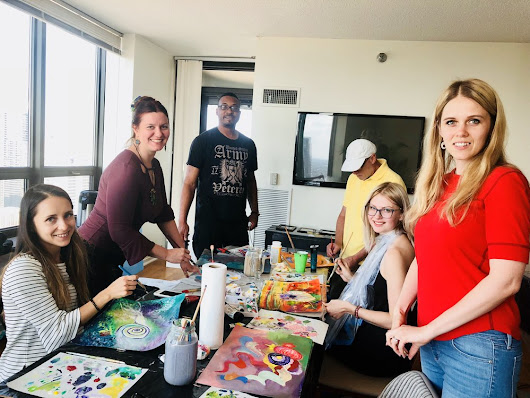 Art Workshops in Chicago June 2018