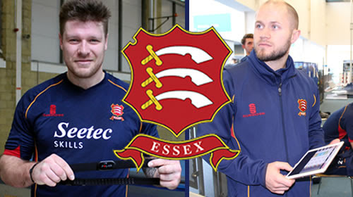 Official Technology Partner for Essex Cricket Club - Levett Consultancy