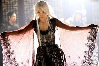 Ni Chang, the White-Haired Witch.