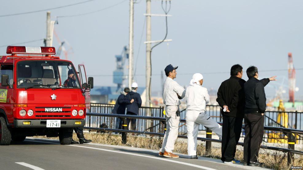 Japón cancela alertas de tsunami tras un poderoso maremoto
