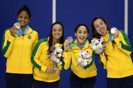Jhennifer Alves ganha o bronze em Toronto